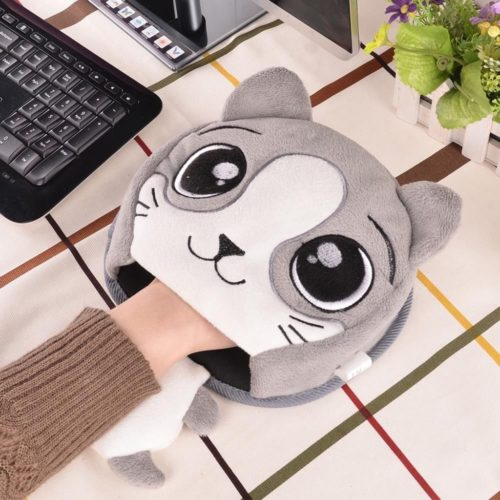 Heated Mouse Pad Hand Warmer
