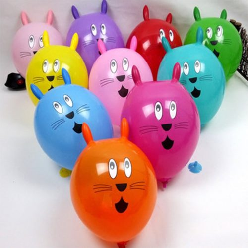 Celebration Balloons Printed Party Decor 10pcs