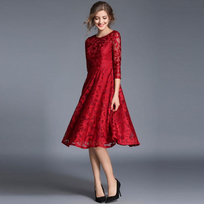 Formal Evening Dress Fashionwear