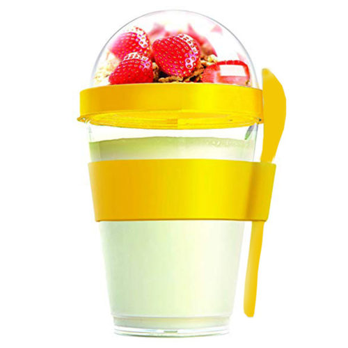 Yogurt Cup Reusable Container