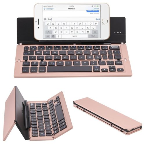 Portable Keyboard Wireless Mini Keyboard