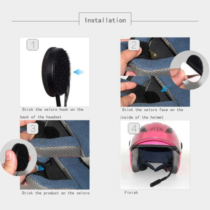 Helmet Speakers Bluetooth Headphones