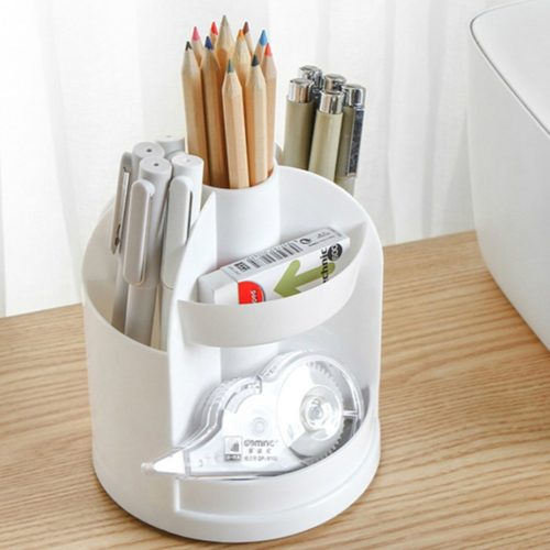 Pencil Organizer Desk Pen Holder