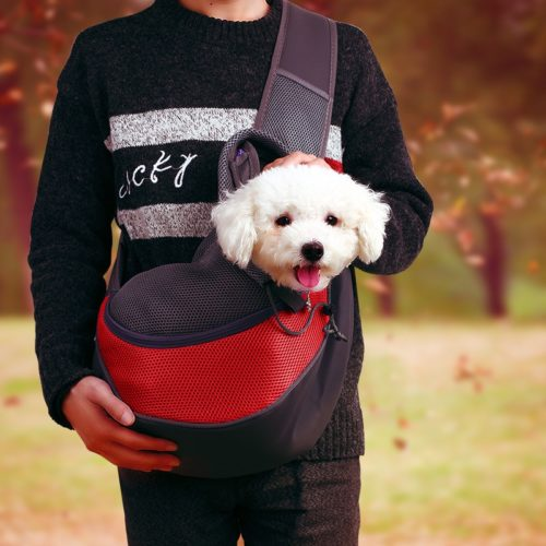 Puppy Carrier Sling Travel Bag