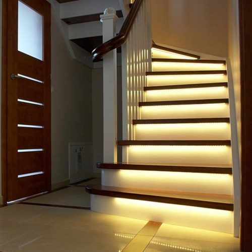 Smart Light Strips Motion-Sensor Light