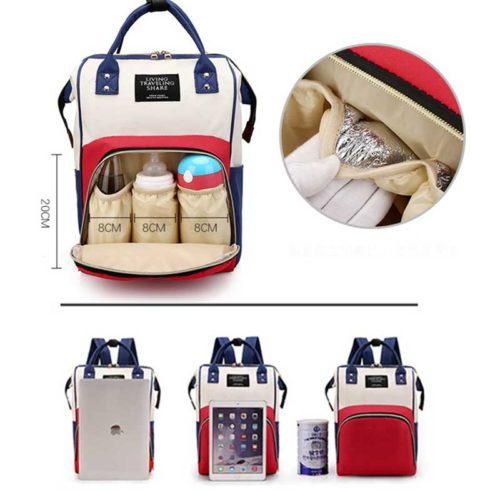 Rucksack Changing Bag Diaper Backpack