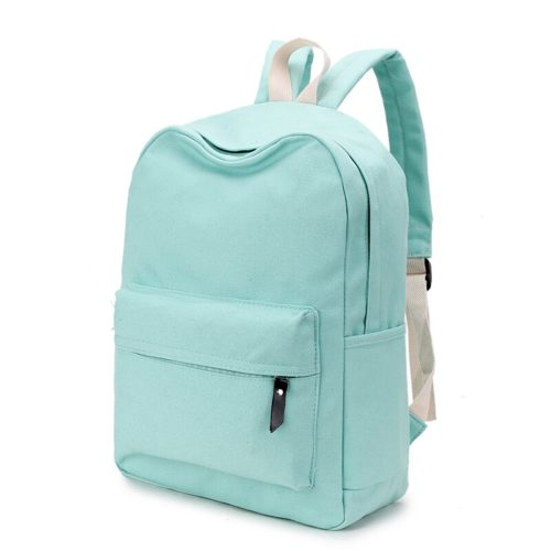 Fashionable Travel Backpack Canvas Knapsack