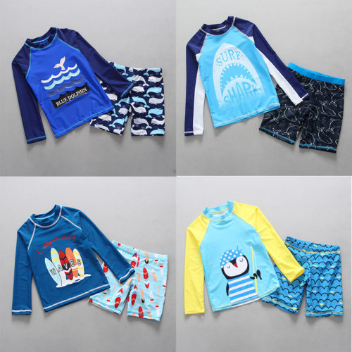 Boys Swimwear Kids Swimming Attire