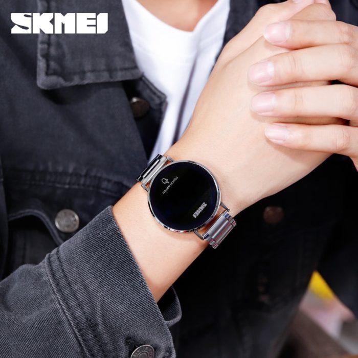 Digital Watch For Men Touch Screen