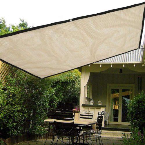 Sail Canopy Outdoor Sun Shade