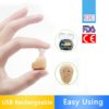 Nano Hearing Aid Ear Sound Amplifier