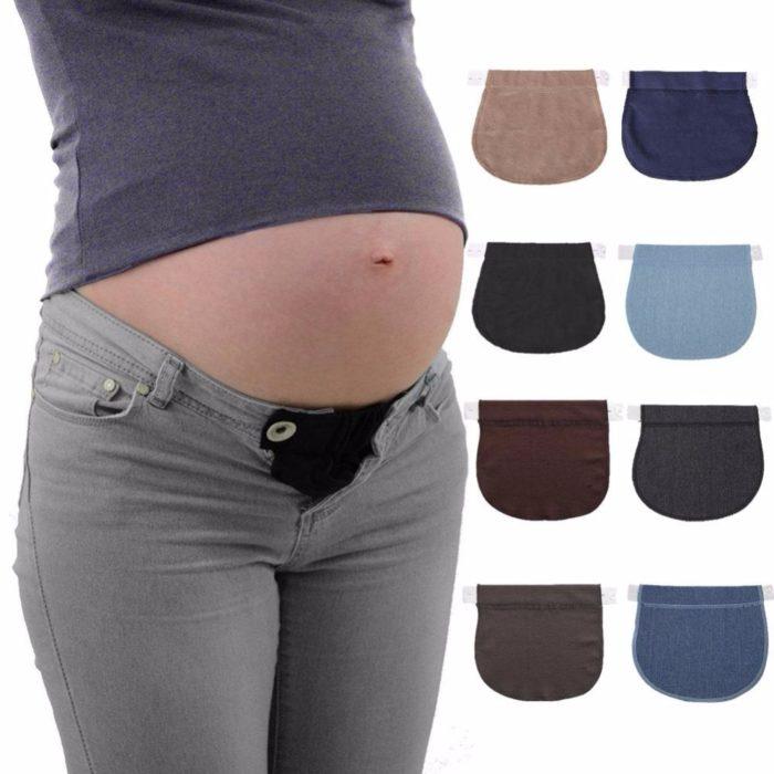 Waist Extender Maternity Jeans Belt