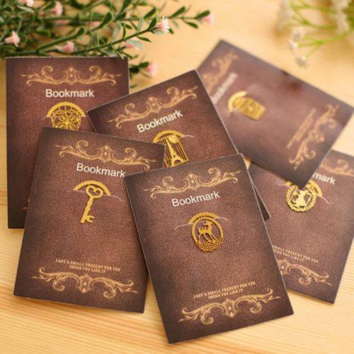 Metal Bookmark Clip-On Accessory