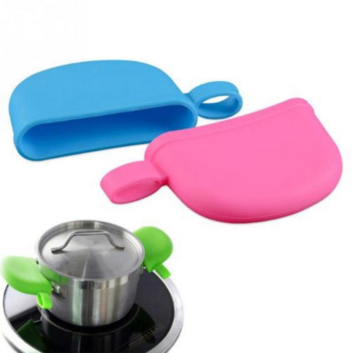 Silicone Pot Holders 2PC Set