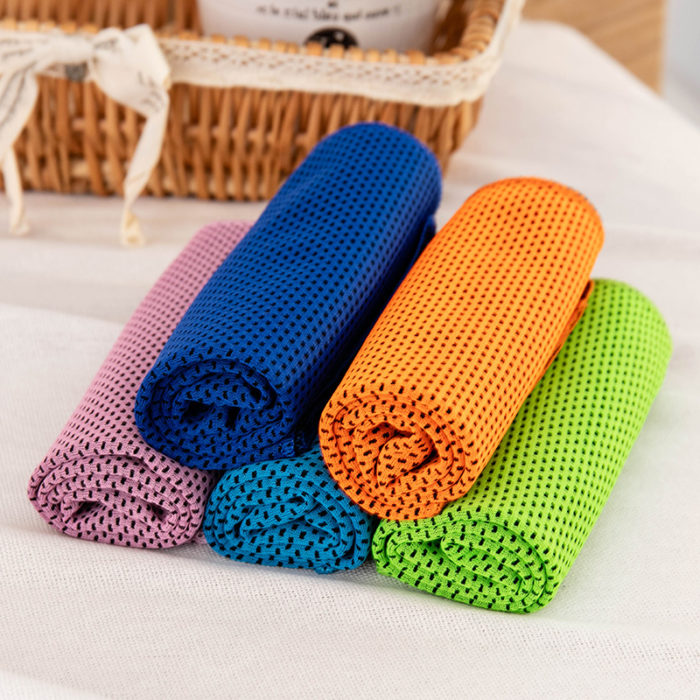 Cooling Towel Polyester Fabric
