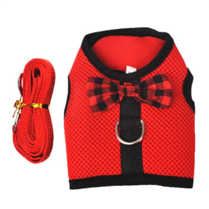 Bunny Harness Breathable Vest
