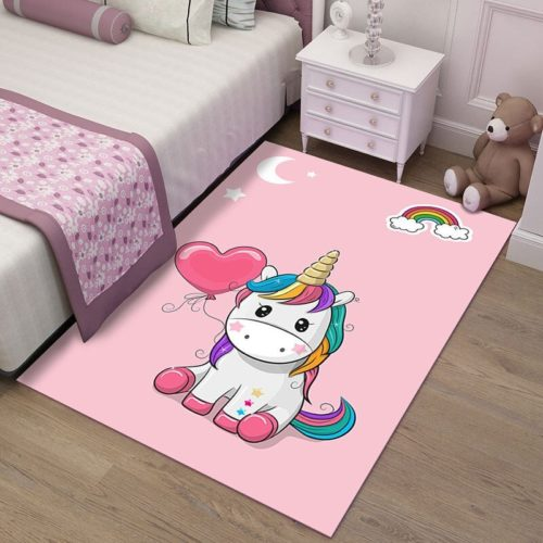 Kids Carpet Unicorn Design