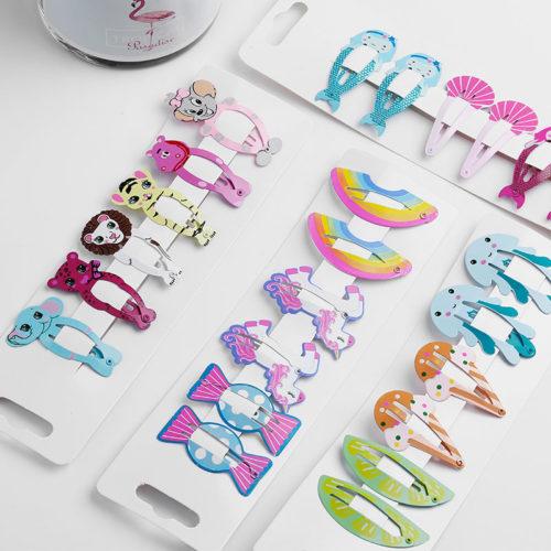 Cute Hair Clips Kids Hair Accessories