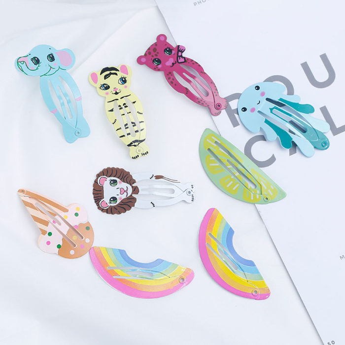 Cute Hair Clips Kids Hair Accessories