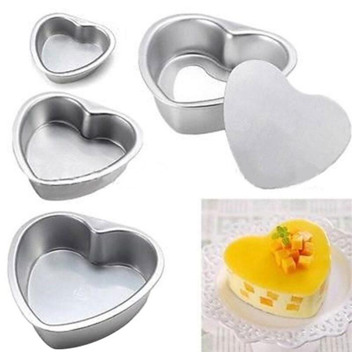 Heart-shaped Cake Pan Baking Tool