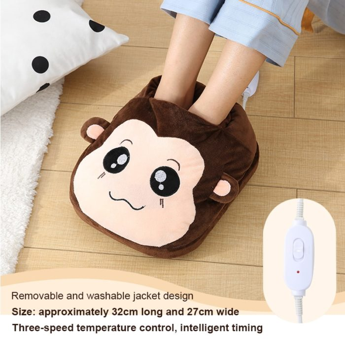 Feet Warmer Electric Cushion
