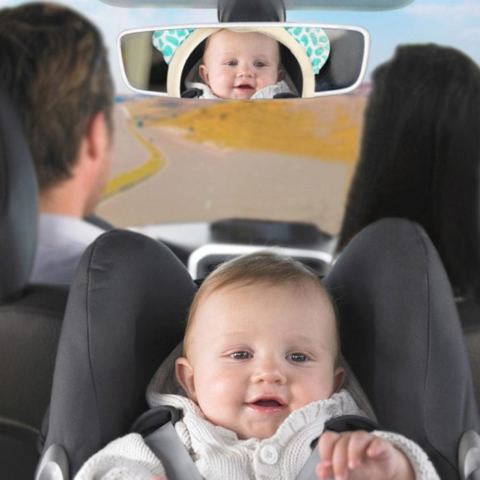 Baby Car Seat Mirror Safety Accessory