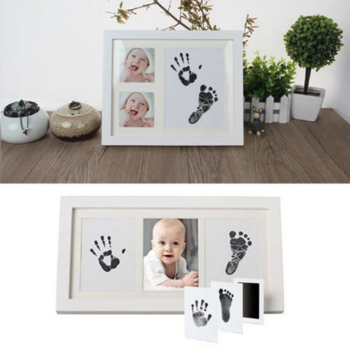 Baby Footprint Kit Souvenir Set
