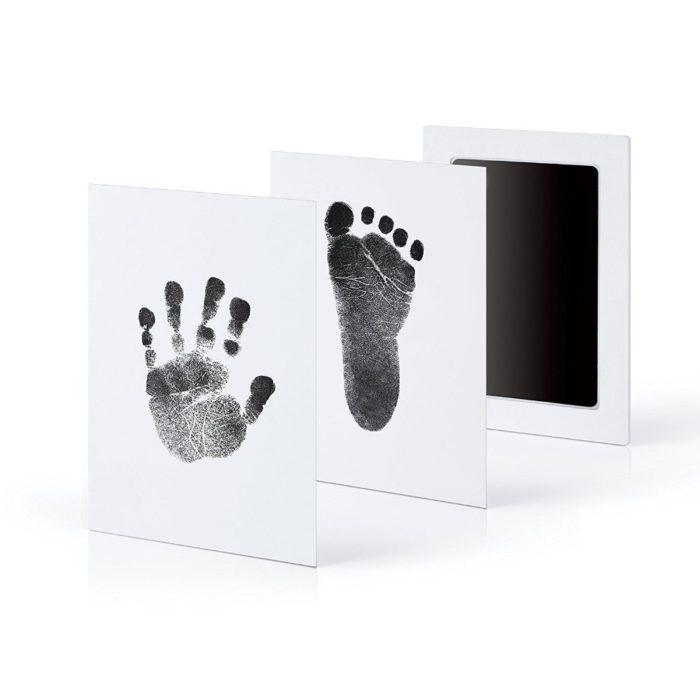 Baby Footprint Kit Souvenir Set