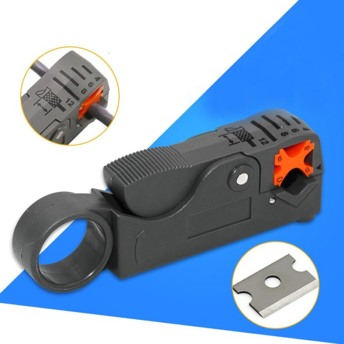 Automatic Wire Stripper Cable Cutter