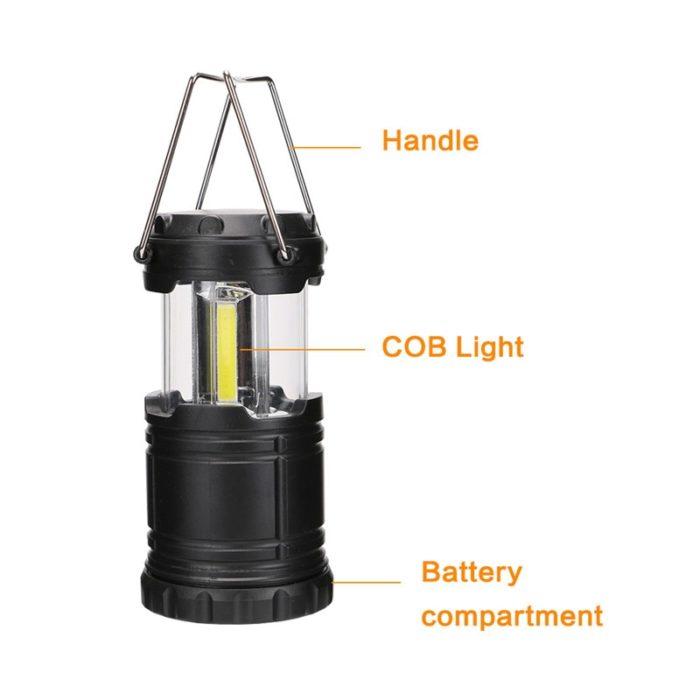LED Lantern Light Camping Lamp
