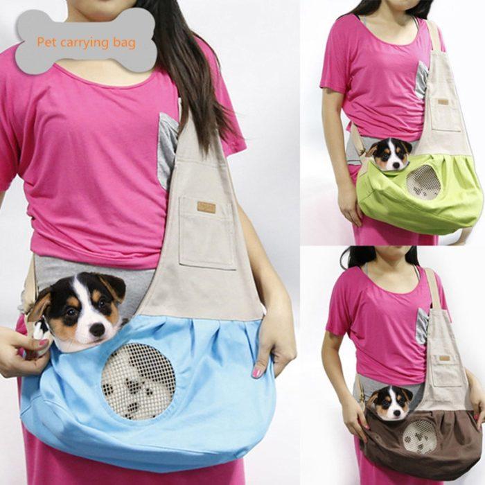 Pet Bag Collapsible Pet Carrying Bag