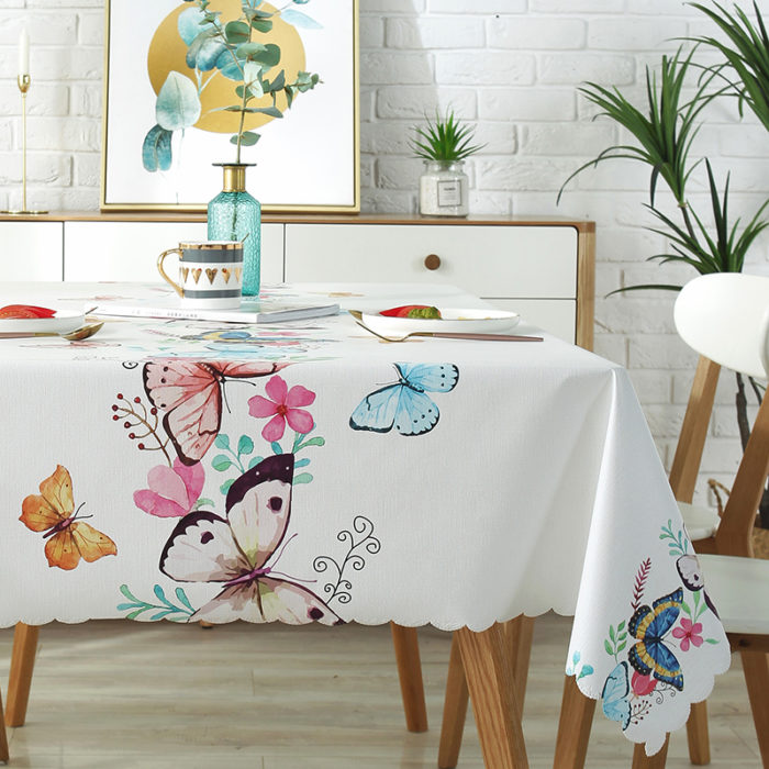 Dining Table Cloth Rectangular/Round Cover