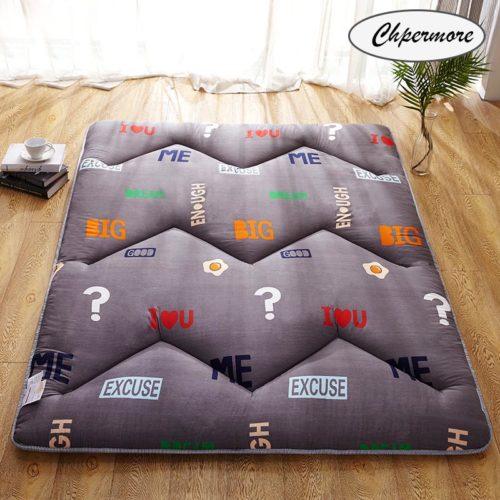 Foldable Foam Mattress Portable Bed