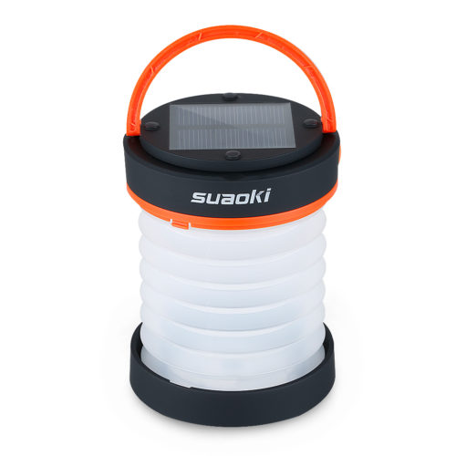 Solar Hanging Lantern Collapsible Light