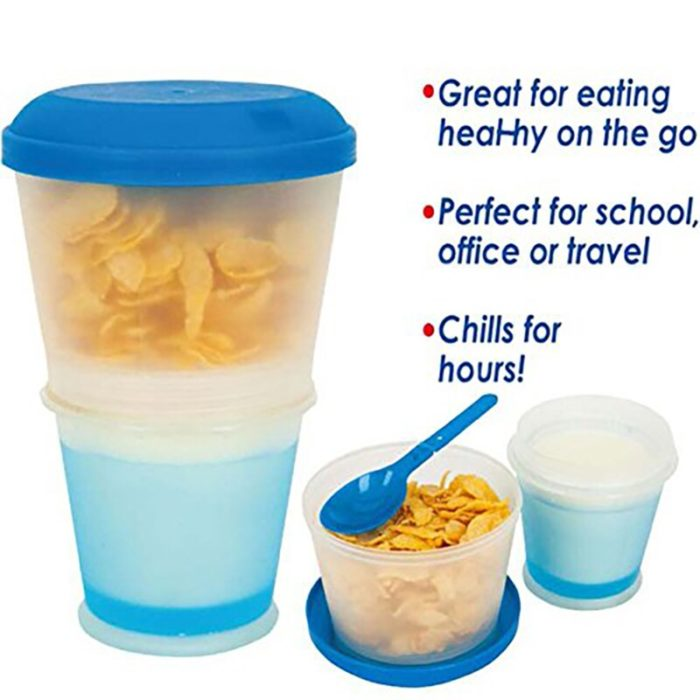 Cereal Cup Breakfast On-the-Go