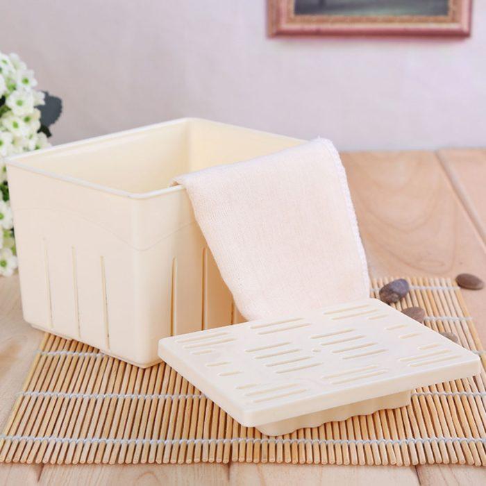 Tofu Press Plastic Molding Box