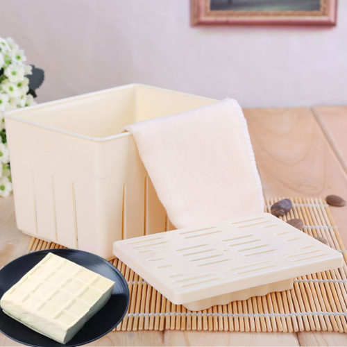 Tofu Press Plastic Molding Box