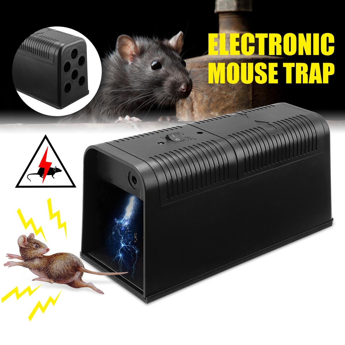 Electric Mouse Trap Pest Control