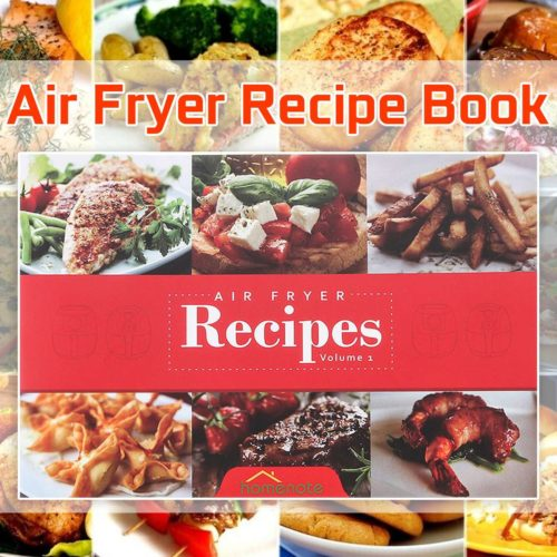 Air Fryer Cookbook Recipe Book