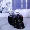 Skull Decanter Crystal Bottle