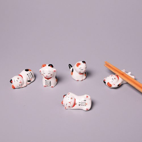 Chopstick Holder Cute Cat Design