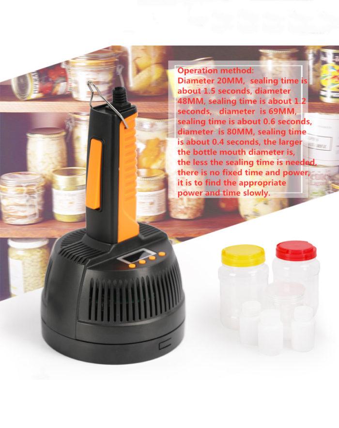 Bottle Sealer Semi-Automatic Machine