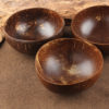 Wooden Salad Bowl Food Container