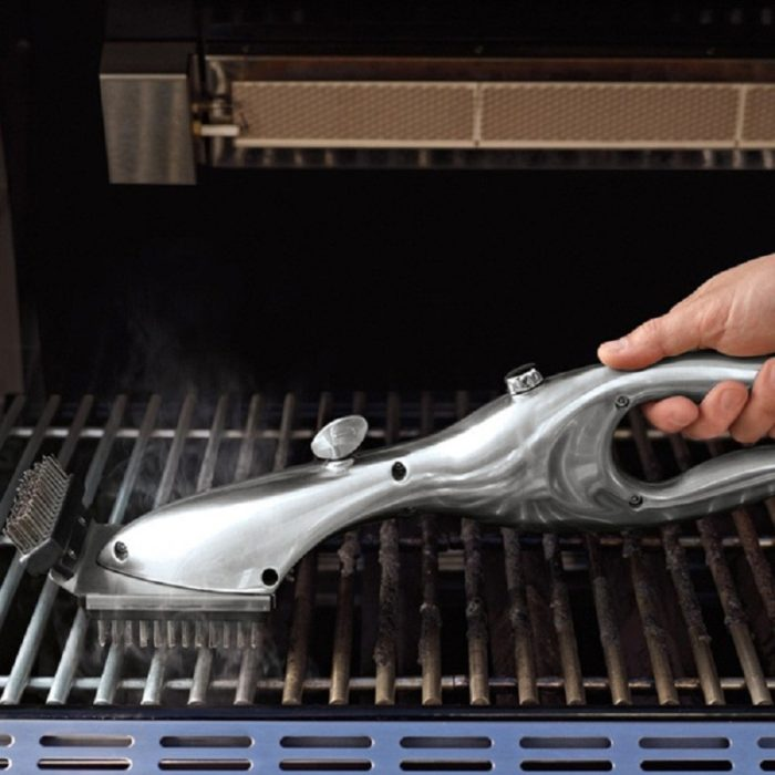 BBQ brush Grill Steel Cleaner