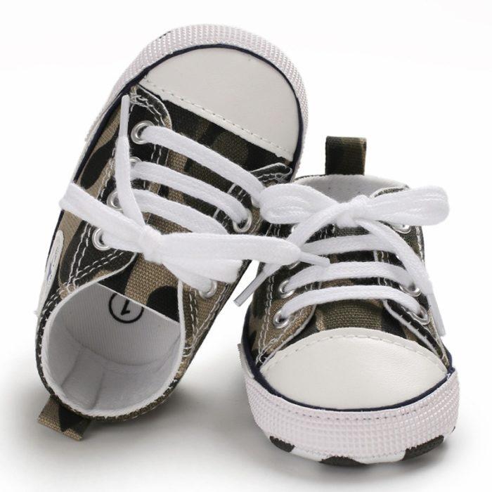 Infant Walking Shoes Unisex Sneakers