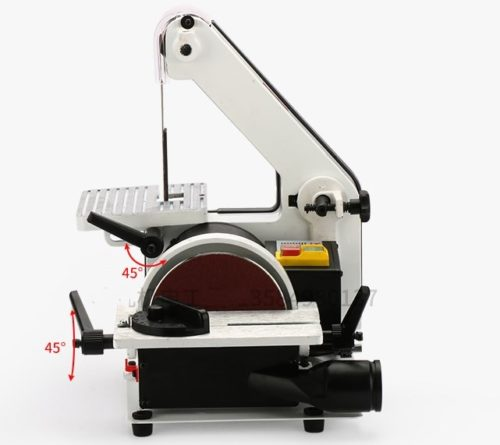 Belt Disc Sander Electric Device