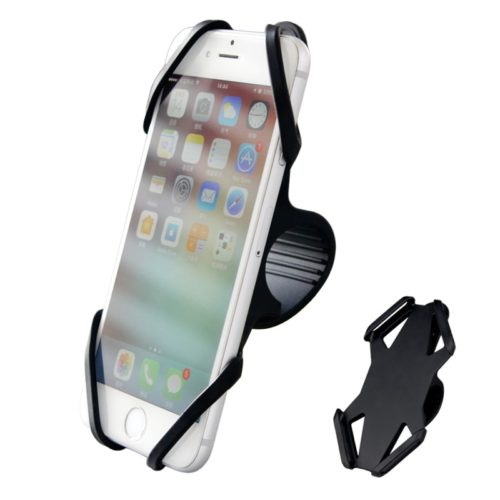 Phone Holder For Bike Adjustable Rack