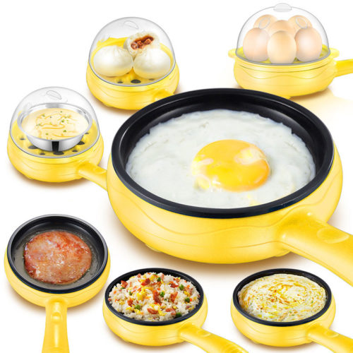 Electric Pan Multi-Purpose Automatic Cooker