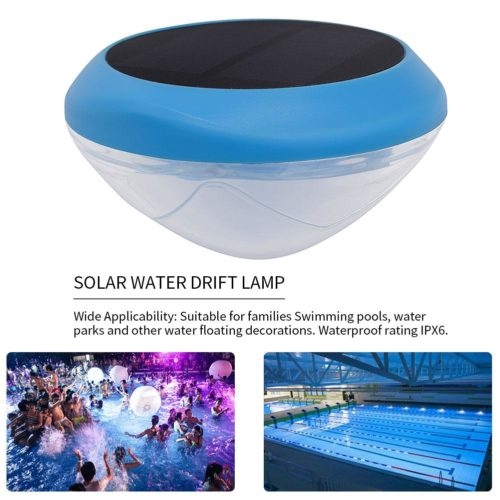 Solar Pool Light Floating Lamp