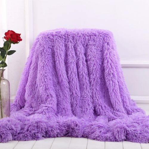 Fur Blanket Coral Fleece Fabric